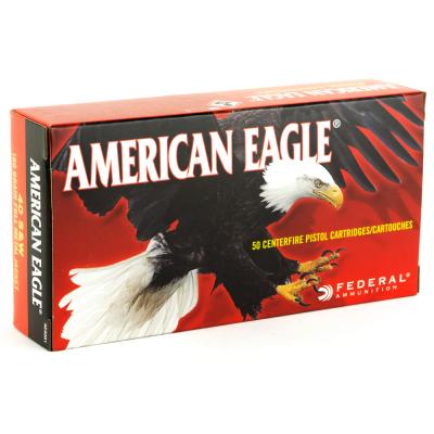 AMERICAN EAGLE .40S&W 180GR FMJ