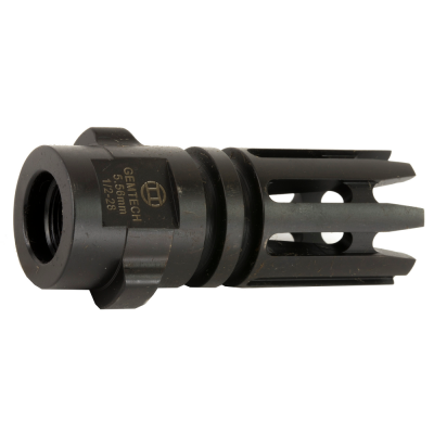 GEMTECH QUICKMOUNT 5.56 1/2-28 FLASH HIDER