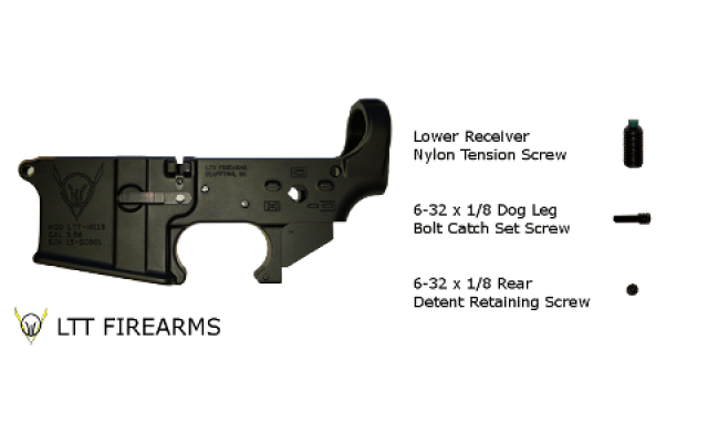 LTT-MK15 Stripped Lower Receiver